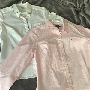 2/$40 WOMEN'S BUTTON DOWN SHIRTS